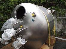 400 Gal Stainless Steel Kettle