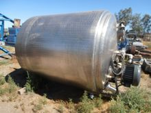 Used 850 Gal Jackete