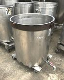 60 Gal Unknown Stainless Steel