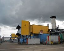 40 MW GE Frame 6B Gas Turbine G