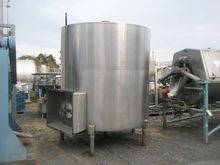 Used 1550 Gal Stainl