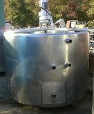 600 Gal Alloy Products Stainles