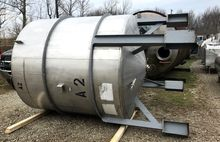 2000 Gal Perry Products Stainle