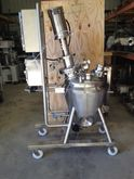 DCI 20 Gal Stainless Steel Reac