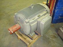 New WEG 200 HP Motor