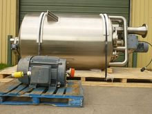 528 Gal Scott Stainless Steel T