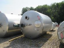3100 Stainless Steel Tank