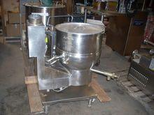 20 Gal Groen Stainless Steel Ke
