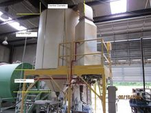 "88 "" Dia Anhydro Spray Dryer 12"