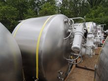 800 Gal Stainless Steel Kettle