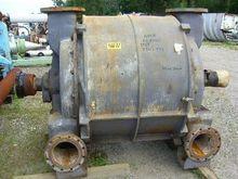 6000 CFM Nash Vacuum Pump 9182
