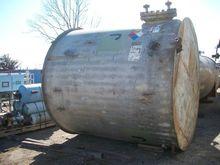 5000 Gal Stainless Steel Tank 7