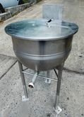 20 Gal Stainless Steel Kettle