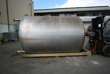 2500 Gal Stainless Steel Tank 4