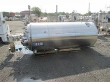 900 Gal DCI Stainless Steel Rea