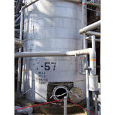 9400 Gal Stainless Steel Tank