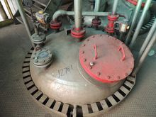 1000 Gal RAS Process Equipment