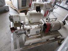 5 HP Charlotte SD2 Colloid Mill