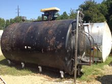 4500 Gal Stainless Steel Tank 1