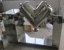 3 Cu Ft Stainless Steel V-Blend