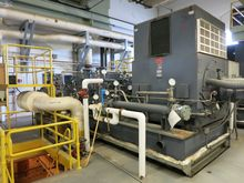 1500 KW Tuthill Steam Turbine G