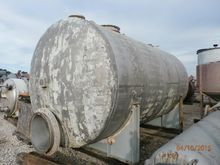 6000 Gal Cabot Corp. Hastelloy