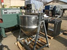 100 Gal Lee Stainless Steel Ket