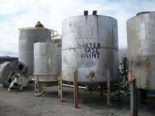 Used 3000 Gal Stainl