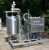 100 Gal Stainless Steel Jackete