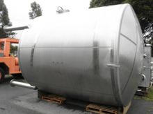 6000 Gal Stainless Steel Tank 1
