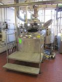 150 Gal Stainless Steel Reactor