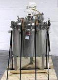 50 GROEN  Stainless Steel Kettl