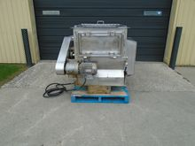 4 Cu Ft Forberg Paddle Mixer 52