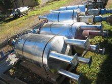 78 Gal Stainless Steel Tank