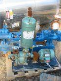 77 CFM SIHI Vacuum Pump 4475
