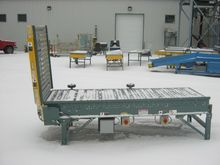 32″ Conveyor with rising end