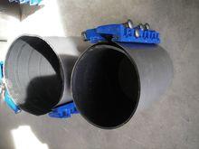 8″ x 12″ Pipe repair clamp