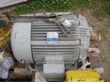 50 HP Electric Motor – Westingh