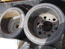 Forklift Tires (no center steel
