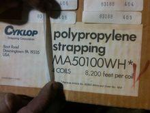 Cyklop Polypropylene Strapping