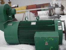 200 HP Electric Motor – Relianc