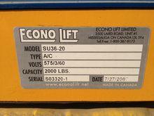 Econo Lift elevating and tiltin