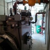 500 KWatt Biomass Heating Syste