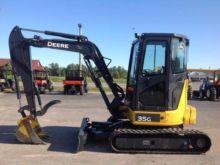 Used John Deere Excavators for sale in Michigan, USA | Machinio