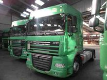 2012 DAF FT XF105.410 Low Deck