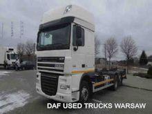 Used 2013 DAF FAR XF