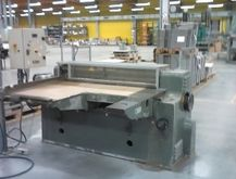 Bobst creasing/slitting machine