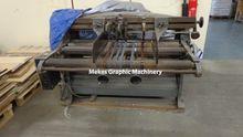 Bobst Standard creasing machine