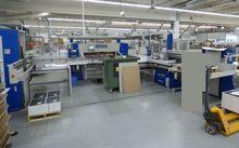 2004 Wohlenberg cutting system