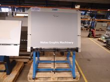 KBA plate punching device for 1